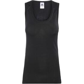Aclima Lightwool Wrestler Mouwloos Shirt Dames zwart